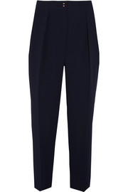 See by Chloé Tapered crepe pants