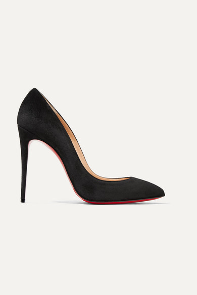 d26f5c69fbe Pigalle Follies 100 suede pumps