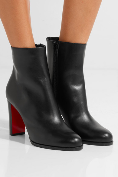 louboutin ankle boots