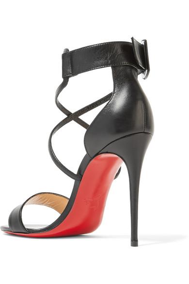 6c0a3d055ff Choca 100 leather sandals