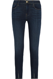 FRAME Le High high-rise skinny jeans