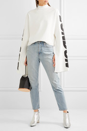 Solace London Langley printed jersey sweatshirt