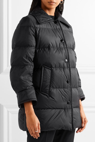 3fa5de4be6 Quilted shell down jacket