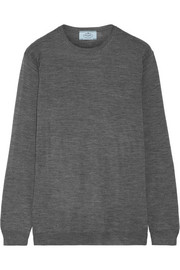 Prada Fine-knit wool sweater