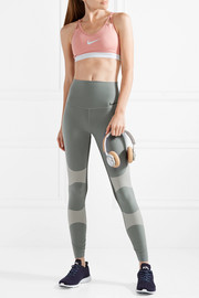 Power Legendary mesh-paneled Dri-FIT stretch leggings
