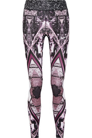 Power Epic Lux printed Dri-FIT stretch leggings
