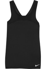 Nike Hyper Cool perforated stretch tank
