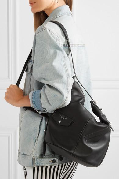 Marc Jacobs Sling Schultertasche aus Leder