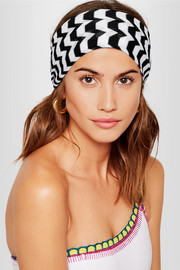 Missoni Mare crochet-knit headband