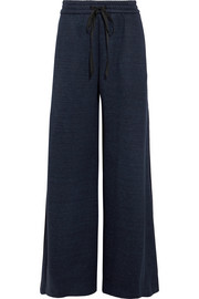 Adam Lippes Jersey wide-leg pants