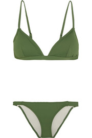 Eberjey So Solid Taylor triangle bikini