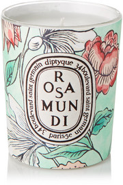 Diptyque Rosa Mundi scented candle, 190g