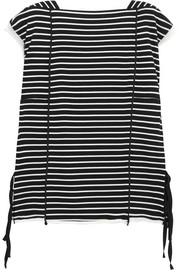 3.1 Phillip Lim Striped cotton-jersey top