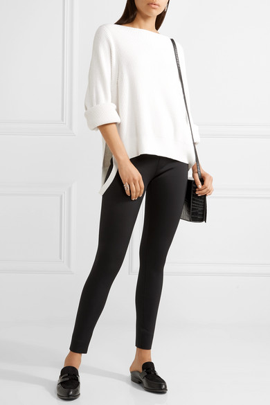 Helmut Lang Leggings aus Stretch-Scuba