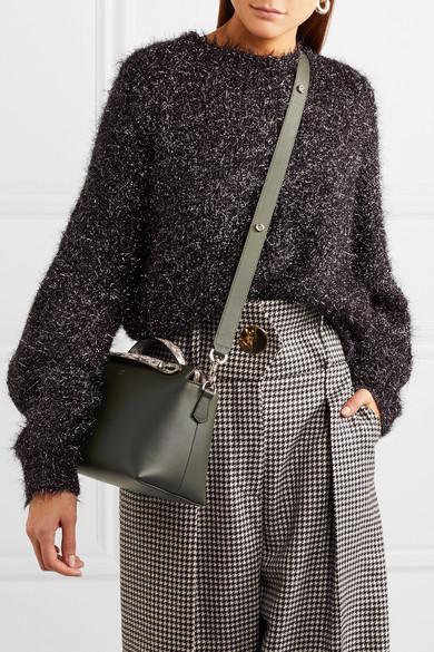 Fendi By The Way kleine Schultertasche aus Leder mit Elaphelederbesätzen Billig Gutes Verkauf Perfekt Günstig Online o9gear0js2