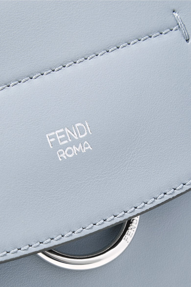 Fendi Back to School mini Rucksack aus Leder