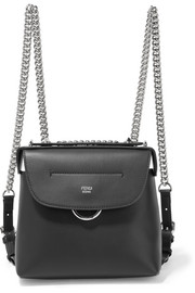 Fendi Back to School mini leather backpack