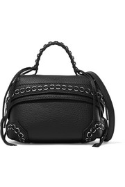Tod's Wave micro embellished leather tote