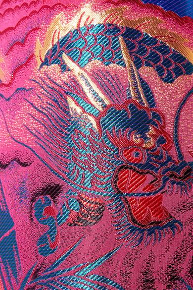 Spielraum Footlocker Finish Freies Verschiffen Günstig Online Gucci Midirock aus Metallic-Jacquard Komfortabel Günstiger Preis tY6dLC2