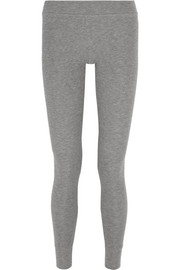 Leggings aus geripptem Stretch-MicroModal®