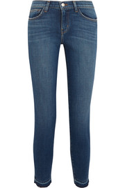The Laguna high-rise skinny jeans