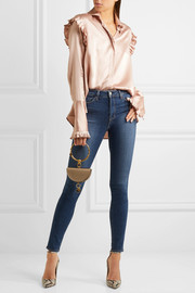 L'Agence Marguerite high-rise skinny jeans