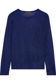 Missoni Metallic knitted sweater