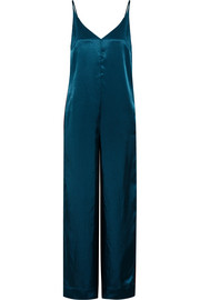 Debbie satin jumpsuit