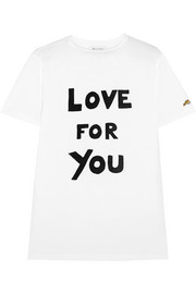 Love For You cotton-jersey T-shirt