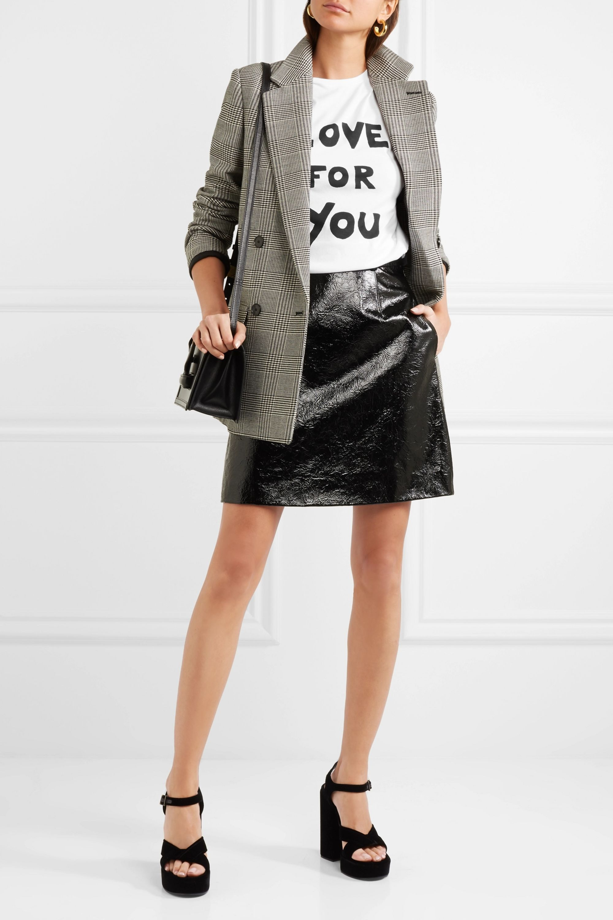 Bella Freud Love For You cotton-jersey T-shirt
