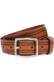 Tiegan leather belt
