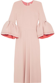 Roksanda Turlin stretch-crepe midi dress