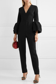 Margot crepe jumpsuit