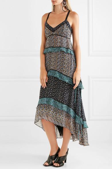 Proenza schouler maxi dress