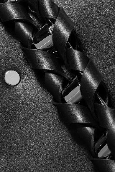 Proenza Schouler Hex verzierte Tote aus Leder