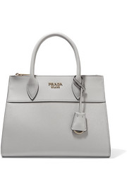 Prada Paradigme medium leather tote