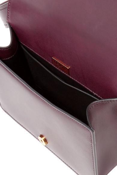 Prada Pattina Schultertasche aus Leder Factory Outlet Günstig Online Günstig Kaufen Perfekt Günstig Kaufen Eastbay uzHI3ixTS