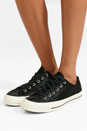 Chuck Taylor All Star calf hair sneakers