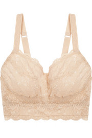 Cosabella Never Say Never Curvy Sweetie stretch-lace soft-cup bra