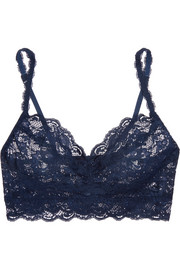 Never Say Never Sweetie stretch-lace soft-cup bra