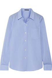 Theory Perfect cotton shirt