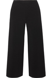 Theory Henriet K stretch-crepe culottes