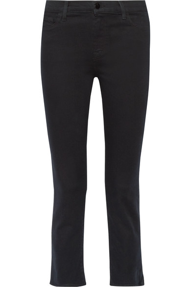 quite nice latest discount meet J Brand | Ruby cropped high-rise straight-leg jeans | NET-A-PORTER.COM