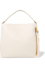 TOM FORD Alix textured-leather tote