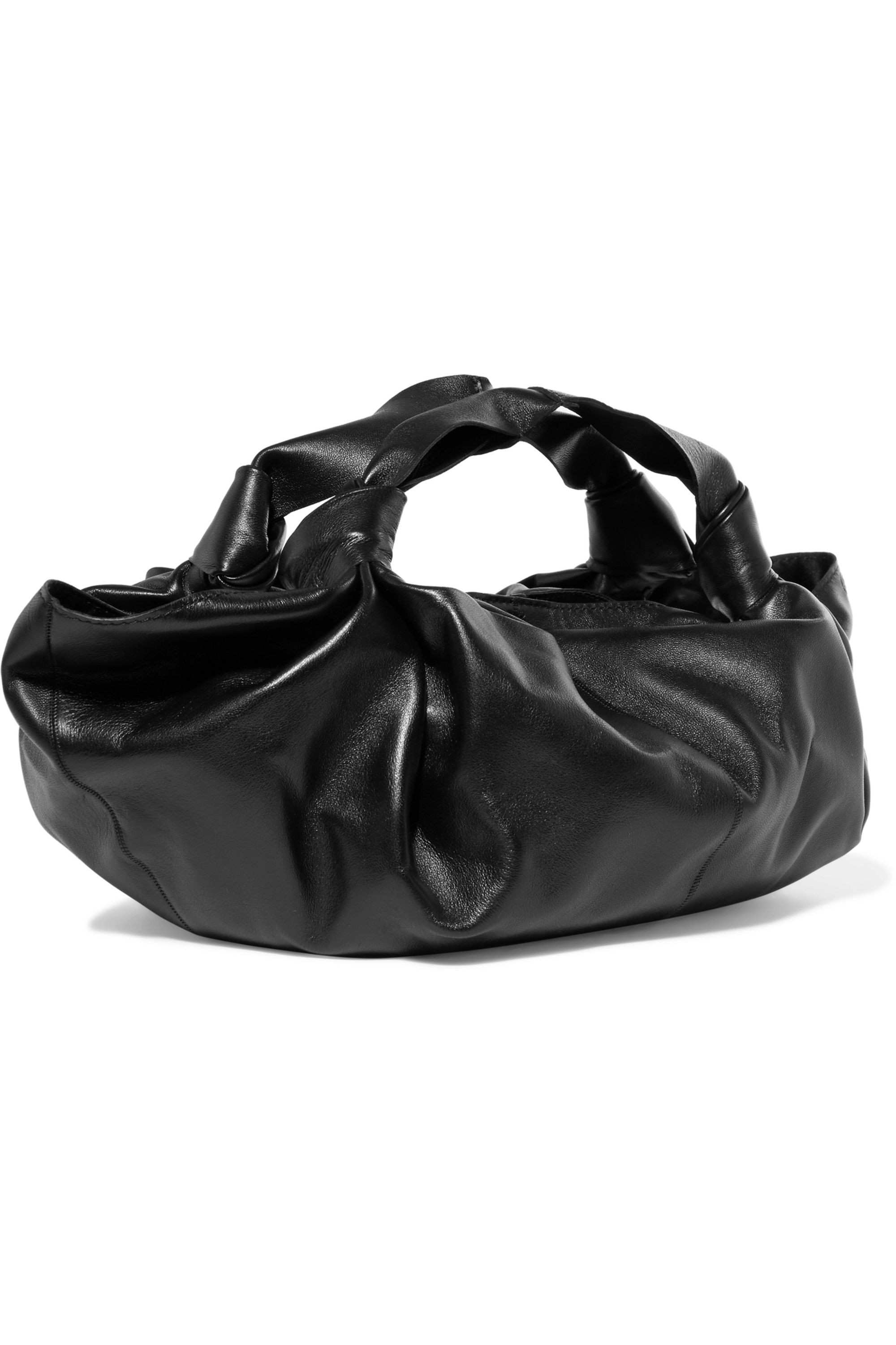 The Row Ascot small leather tote