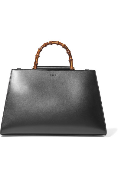 Gucci   Nymphaea Bamboo medium leather tote   NET-A-PORTER.COM 8a7641b0510