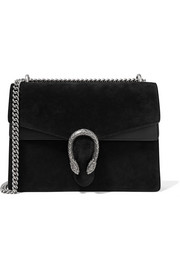 Dionysus medium suede shoulder bag