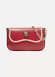 Gucci Broadway mini embellished leather shoulder bag