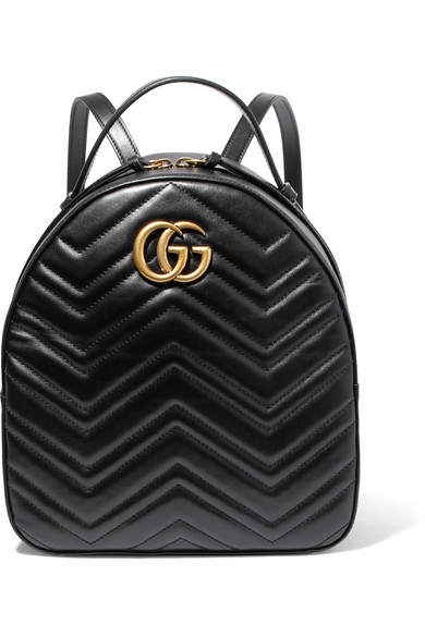 newest selection low cost latest selection GG Marmont quilted leather backpack