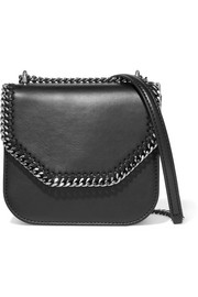 Stella McCartney The Falabella Box mini faux leather shoulder bag